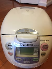 Zojirushi 10 cups Micom Rice Cooker Derwood, 20855