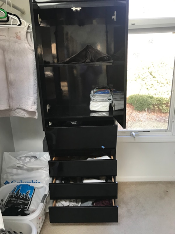 Closet cabinet set - 6 pieces - $30 and up 2