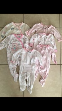 Size 3 month baby girl clothes Manassas, 20109