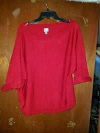 Red sweater  Essex, 21221