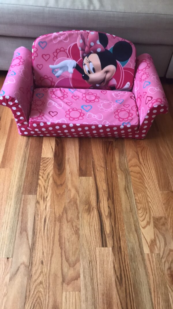 Awesome Minnie Mouse Sofa Unemploymentrelief Wooden Chair Designs For Living Room Unemploymentrelieforg