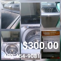 Samsung washer $300 ask about appliance repair  Phoenix, 85016