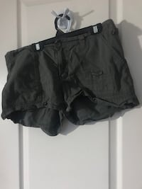 Dark Green Shorts