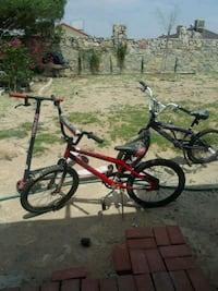red and black BMX bike El Paso, 79938