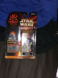 Star Wars phantom menace r2d2 figure Albuquerque, 87109