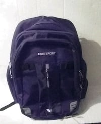 Eastsport black backpack Manteca