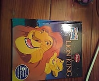 disney the lion king book 276 mi