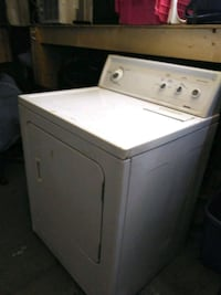 Kenmore gas dryer- heavy duty super capacity  plus Lincoln Park, 48146