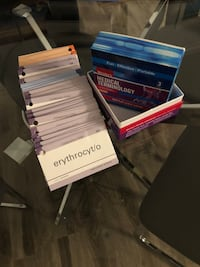 Medical terminology flash cards  Toronto, M6S 3R2