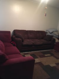 Living room set with pull out couch  Tempe, 85281