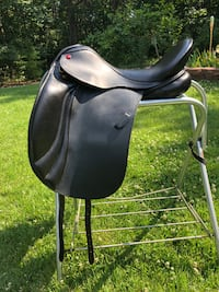 2017 Albion K2 Dressage Saddle STAFFORD
