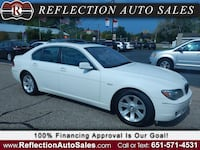 2008 BMW 7 Series 4dr Sdn 750i Oakdale