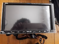 black Boss 2-DIN head unit Suitland-Silver Hill, 20746