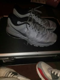 pair of gray Nike running shoes Newberg, 97132
