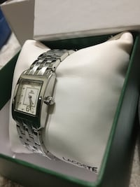 LACOSTE 6800L REGISTERED MODEL WATER RESISTANT 3 ATM STAINLESS STEEL Pamukkale, 20260