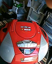 NASCAR MODEL NO.: NC150RD DISTRIBUTED BY: EMERSON