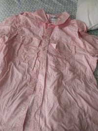 Mens large button up Parkville, 21234