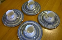 Gorham Kingsbury Fine China Albuquerque