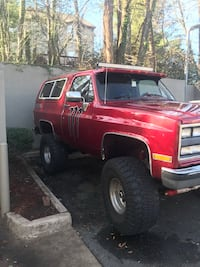 GMC - Jimmy - 1989 lifted Manassas