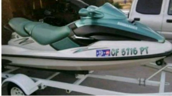 2000 SEADOO GTXRFI OO HOURS LEGAL ON ALL LAKES