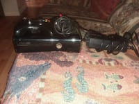 black Xbox 360 game console with controller Hickory, 28601