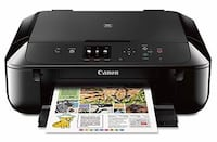 Canon MG5720 Wireless All-In-One Printer with Scanner and Copier: Mobile & Tablet Printing Washington, 20002