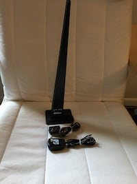 Jensen AM FM antenna 17 inches tall