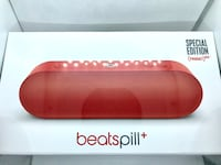 Beats Pill+ Special Edition Red (NEW) 3749 km