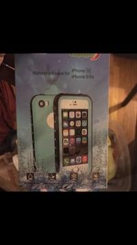 Waterproof case for iPhone 5s/5c Chicago, 60623