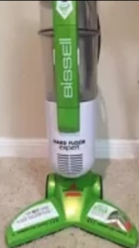 Bissell Hard Floor Vac. Cleaner