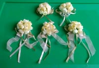 2 corsage and 3 boutonniere available Toronto, M2M 3S9