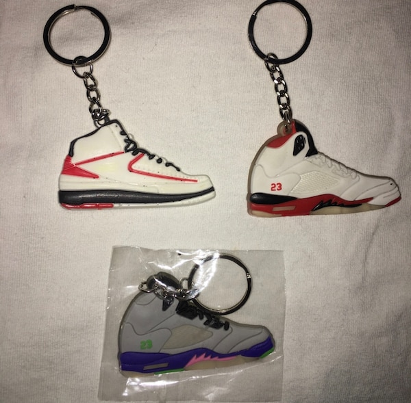 Used AIR JORDAN keychains for sale in San Mateo - letgo 4a8f97ade