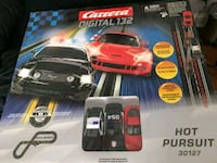 Carrera digital 132 Hot Pursuit slot car set 42 km