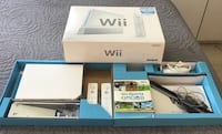 Wii Mint in Box! Backwards Compatible! Comes with 2 wii Motes+Game! Brampton, L6Y 4G6