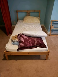 Twin Beds Takoma Park