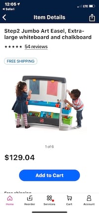 blue and gray Little Tikes plastic table screenshot Fresno, 93727