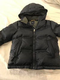 Navy gap coat - down  Toronto, M6B 2N2