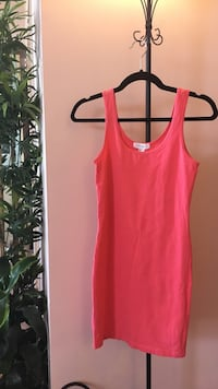 Size s forever 21 pink fitted dress Mississauga, L5R 3K9