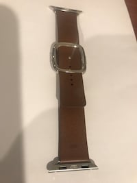 $350 Genuine Apple 38mm leather modern buckle