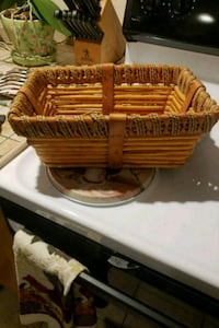 Wicker basket  West Babylon, 11704