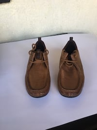 New leather shoes for men.  Adidas ROCKPORT brand size 9 M Toronto, M6E 2J8