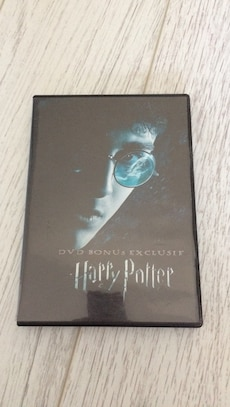 DVD bonus exclusif Harry Potter