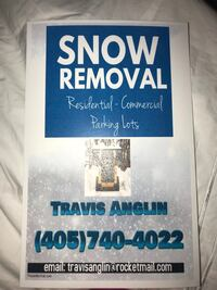 Snow and Ice Removal 1125 mi