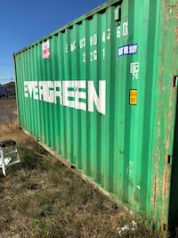 20' used wind and water tight cargo Container