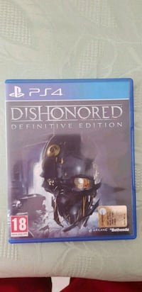 Dishonored PS4 6783 km