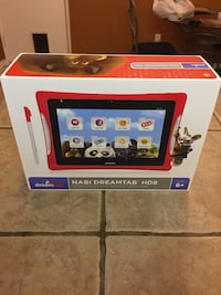 "New Nabi Dreamtab HD8 Children's 8 inch tablet / Kids 8"" Tablet Sacramento, 95828"