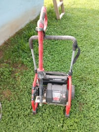 Pressure washer by Husky