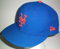 New Era 59Fifty New York Mets MLB Cap Size 7 3/4 or 61.5cm