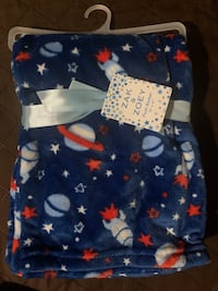 New with tags baby blanket