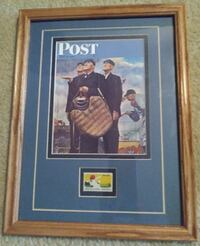 Norman Rockwell's Saturday Evening Post Cover Virginia Beach, 23452